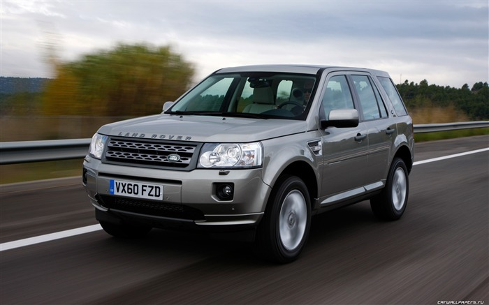 Land Rover Freelander 2 - 2011 HD wallpaper 30 Views:5729