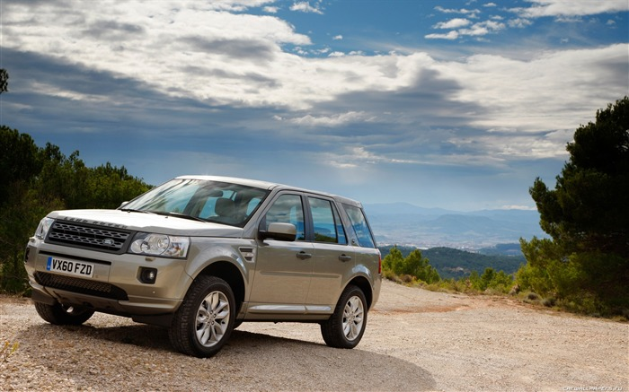 Land Rover Freelander 2 - 2011 HD wallpaper 32 Views:8122
