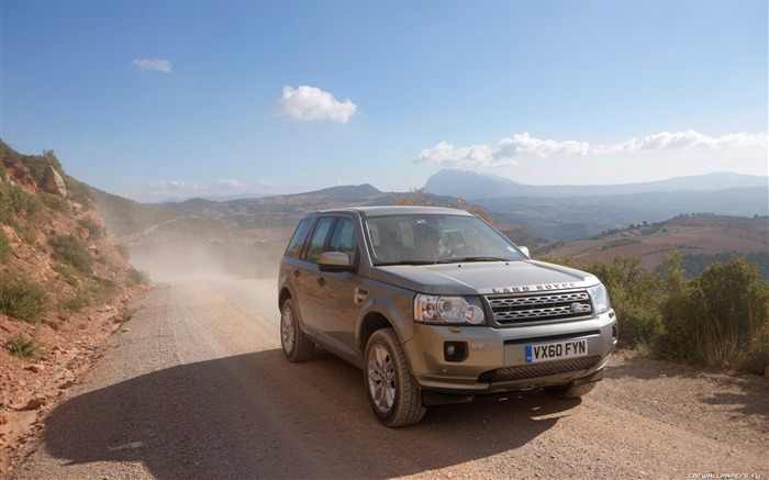 Land Rover Freelander 2 - 2011 HD wallpaper 33 Views:8902