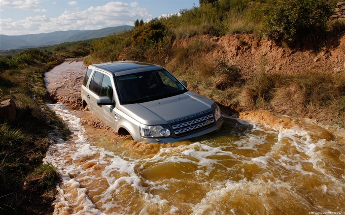 Land Rover Freelander 2 - 2011 HD wallpaper 34 Views:8413