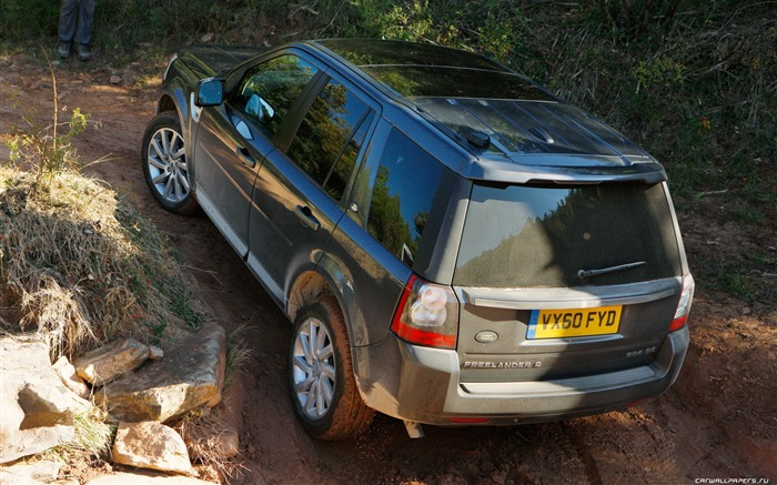 Land Rover Freelander 2 - 2011 HD wallpaper 35 Views:5949