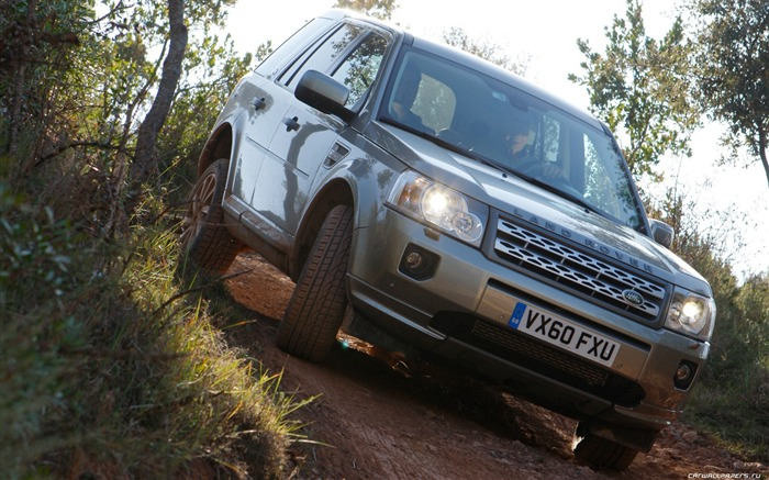 Land Rover Freelander 2 - 2011 HD wallpaper 36 Views:5054