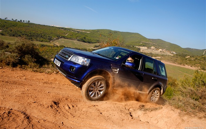 Land Rover Freelander 2 - 2011 HD wallpaper Views:10584