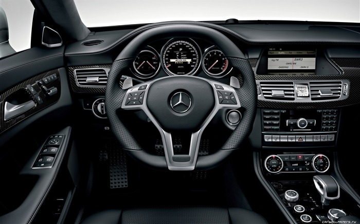 Mercedes-Benz CLS63 AMG - 2010 06 Views:6672