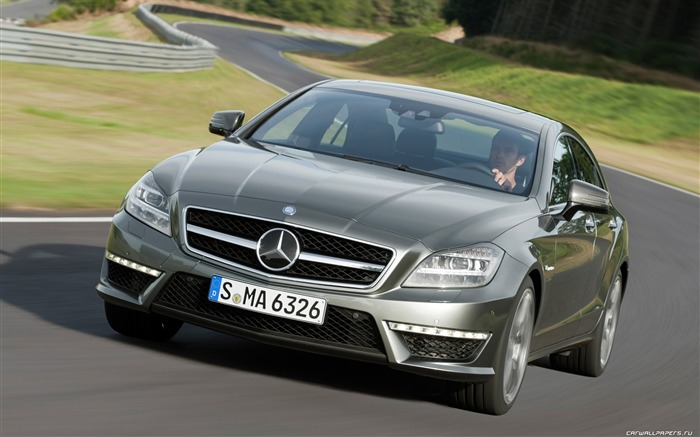 Mercedes-Benz CLS63 AMG - 2010 11 Views:6002
