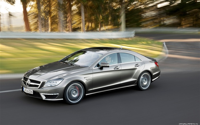 Mercedes-Benz CLS63 AMG - 2010 15 Views:7585