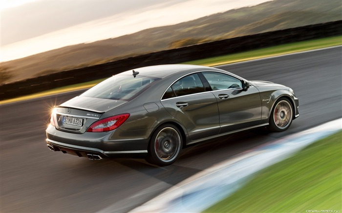 Mercedes-Benz CLS63 AMG - 2010 16 Views:5550