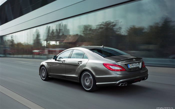 Mercedes-Benz CLS63 AMG - 2010 19 Views:6337