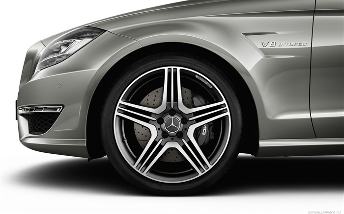 Mercedes-Benz CLS63 AMG - 2010 21 Views:4479