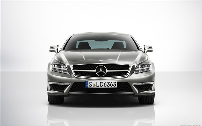 Mercedes-Benz CLS63 AMG - 2010 24 Views:4876