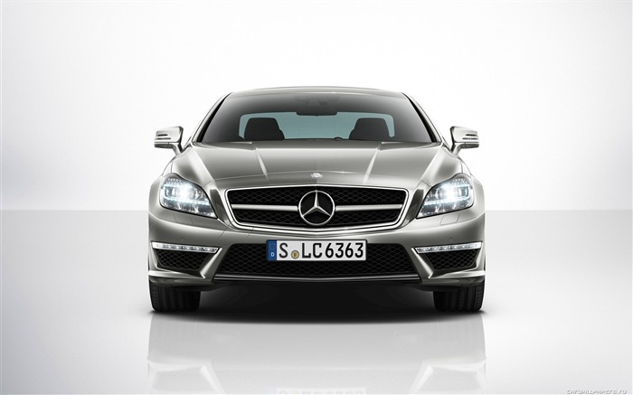 Mercedes-Benz CLS63 AMG - 2010 25 Views:4454