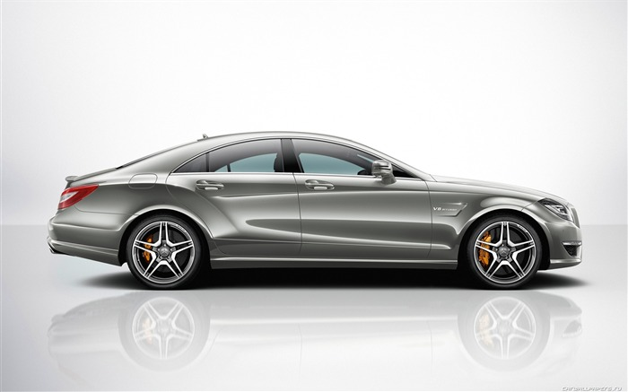 Mercedes-Benz CLS63 AMG - 2010 26 Views:5491
