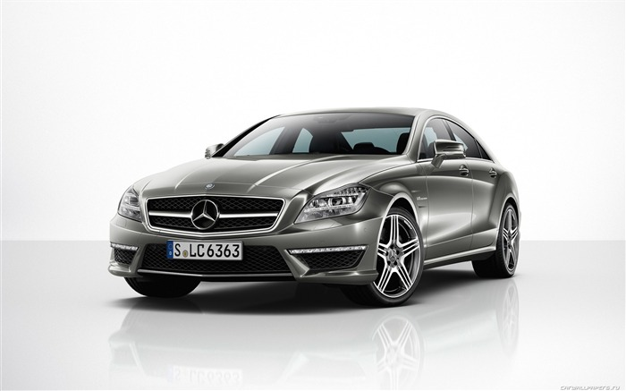 Mercedes-Benz CLS63 AMG - 2010 29 Views:5961