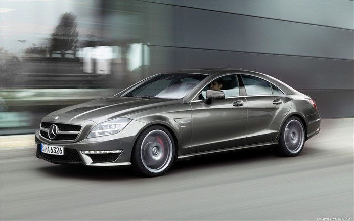 Mercedes-Benz CLS63 AMG - 2010 Views:8196