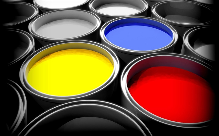 Oil paints in red yellow and blue Views:6957