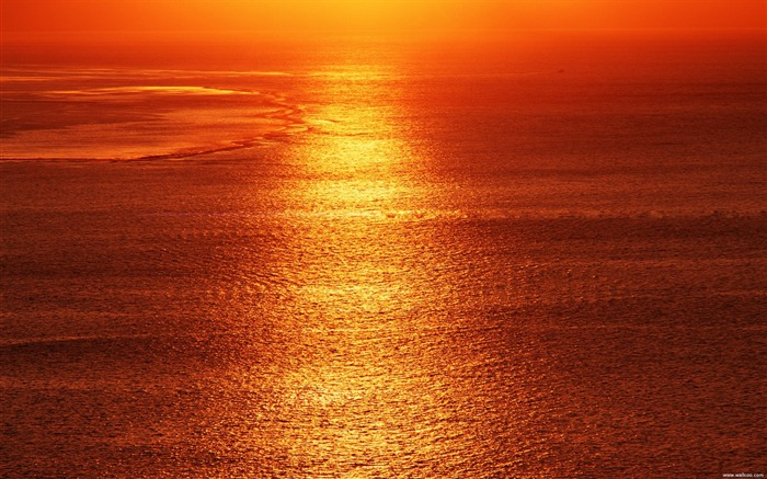 is the sunset red sea and sky wallpaper Views:21756