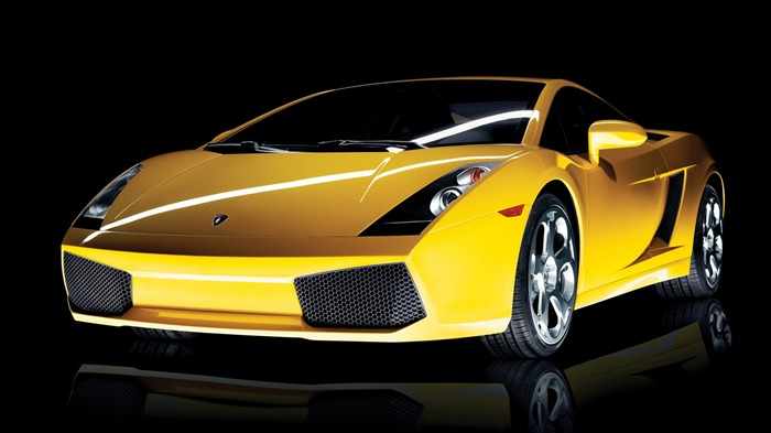 2003 Lamborghini Gallardo HD Desktop Wallpaper Views:11850