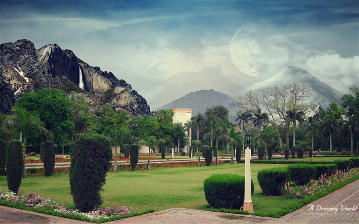 A Dreamy World Series dream landscape full range of  third 03