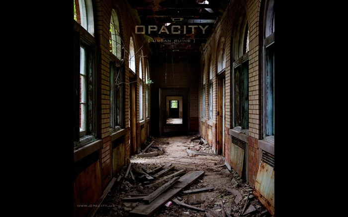 Abandoned Manteno State Hospital - Urban Decay Photography Views:5456