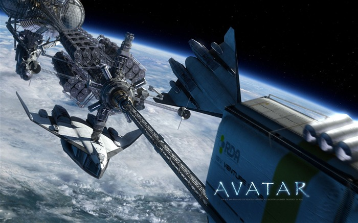 America Science Fiction Classic Movie - Avatar HD Wallpaper 01 Views:10922