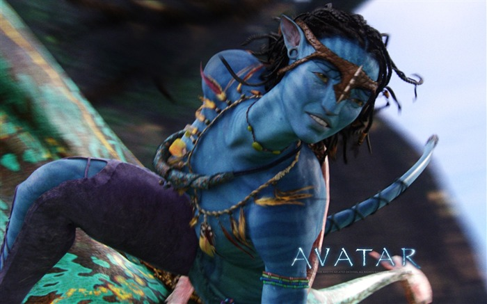 America Science Fiction Classic Movie - Avatar HD Wallpaper 08 Views:8179