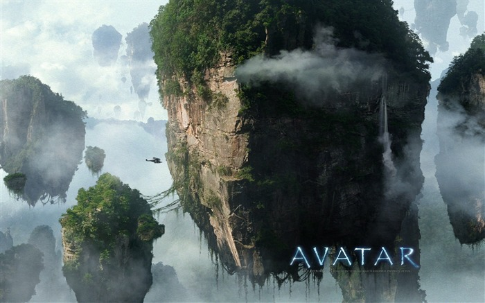 America Science Fiction Classic Movie - Avatar HD Wallpaper 11 Views:11120