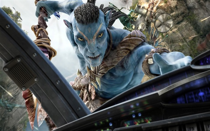 America Science Fiction Classic Movie - Avatar HD Wallpaper 15 Views:3310