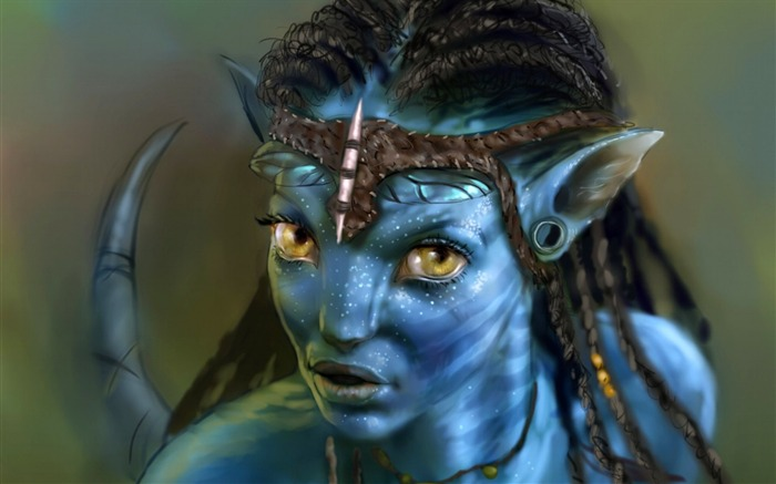 America Science Fiction Classic Movie - Avatar HD Wallpaper 17 Views:6931