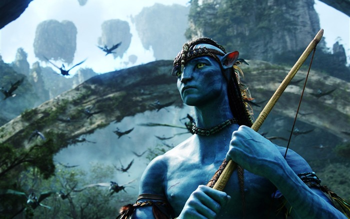 America Science Fiction Classic Movie - Avatar HD Wallpaper 18 Views:5430