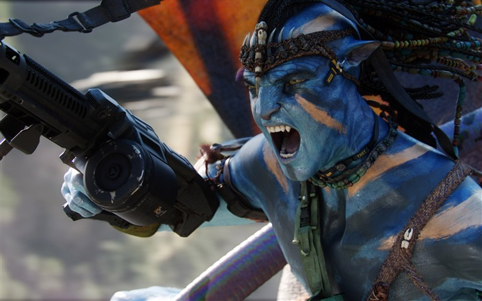 America Science Fiction Classic Movie - Avatar HD Wallpaper 21 Views:3976