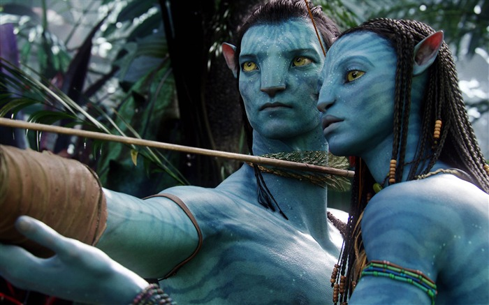 America Science Fiction Classic Movie - Avatar HD Wallpaper 23 Views:5414