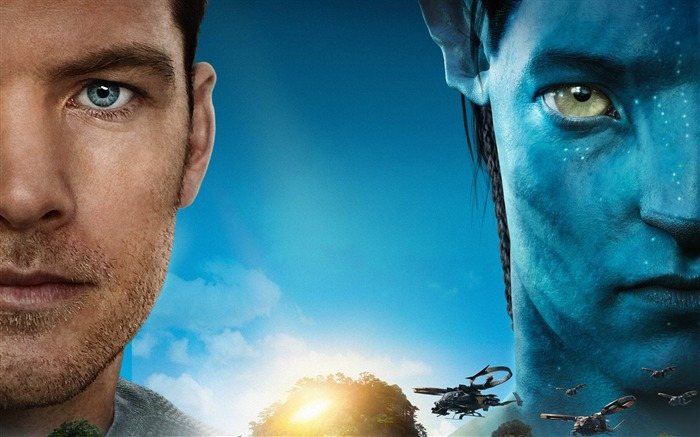 America Science Fiction Classic Movie - Avatar HD Wallpaper Views:11270