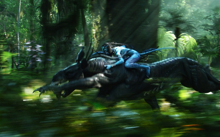 America Science Fiction Classic Movie - Avatar HD Wallpaper 25 Views:8948