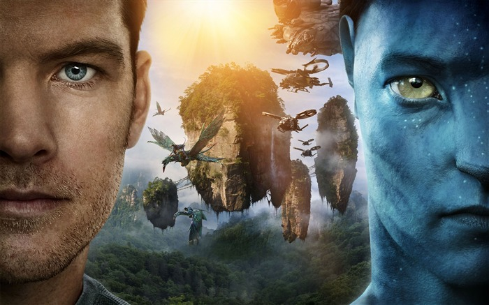 America Science Fiction Classic Movie - Avatar HD Wallpaper 26 Views:8892