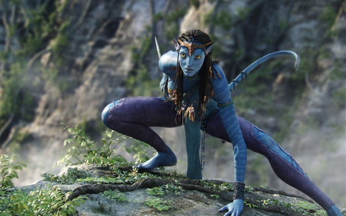 America Science Fiction Classic Movie - Avatar HD Wallpaper 27 Views:8279