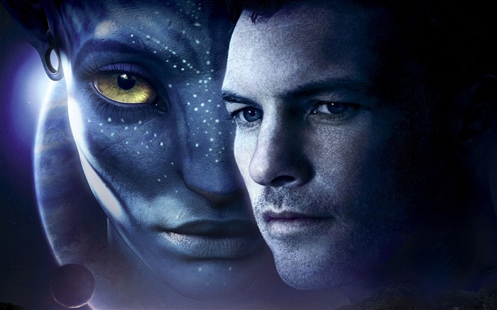 America Science Fiction Classic Movie - Avatar HD Wallpaper 28 Views:4894