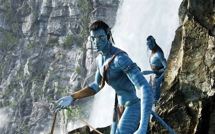 America Science Fiction Classic Movie - Avatar HD Wallpaper 29 Views:7193