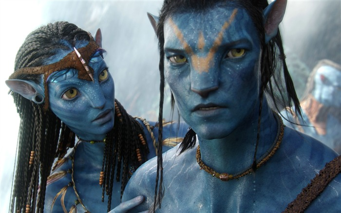 America Science Fiction Classic Movie - Avatar HD Wallpaper 31 Views:5590