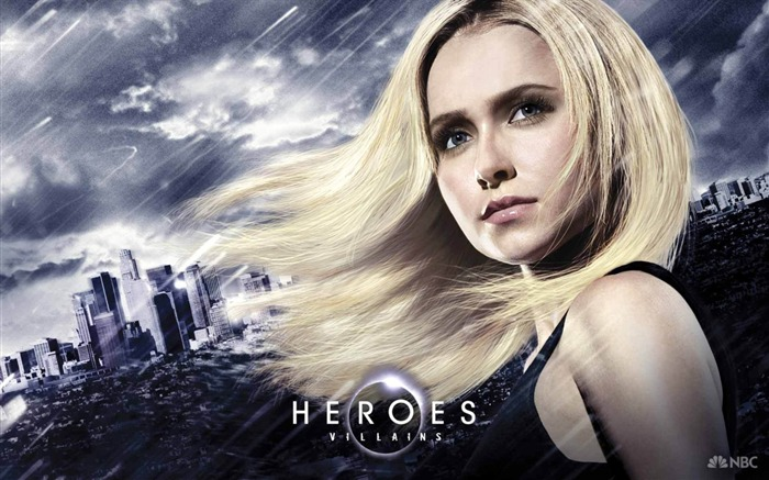 American TV series-Heroes HD Wallpaper-Claire Bennet Views:11779