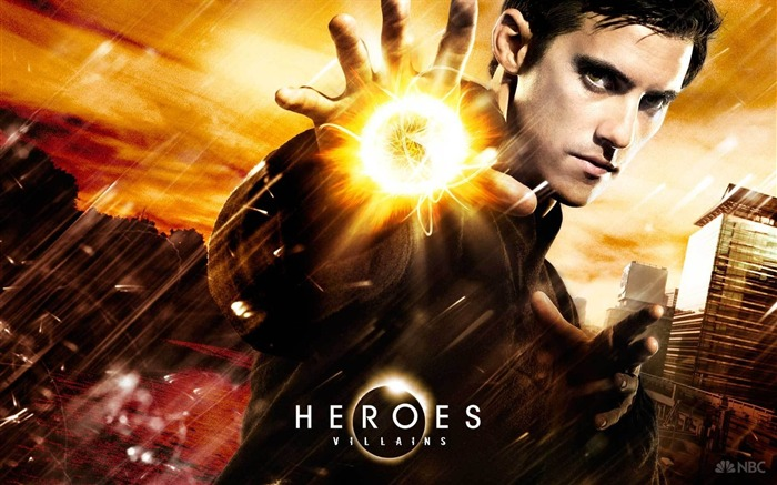 American TV series-Heroes HD Wallpaper Views:7502