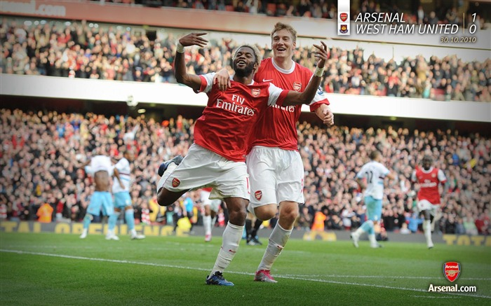 Arsenal 1-0 West Ham United Wallpaper Views:6912