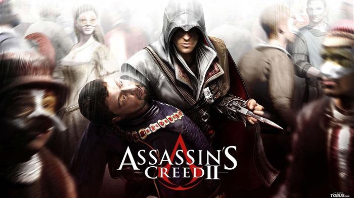 Assassin Creed Brotherhood Wallpaper Views:8156