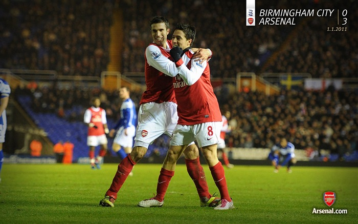 Birmingham City 0-3 Arsenal Wallpaper Views:4544