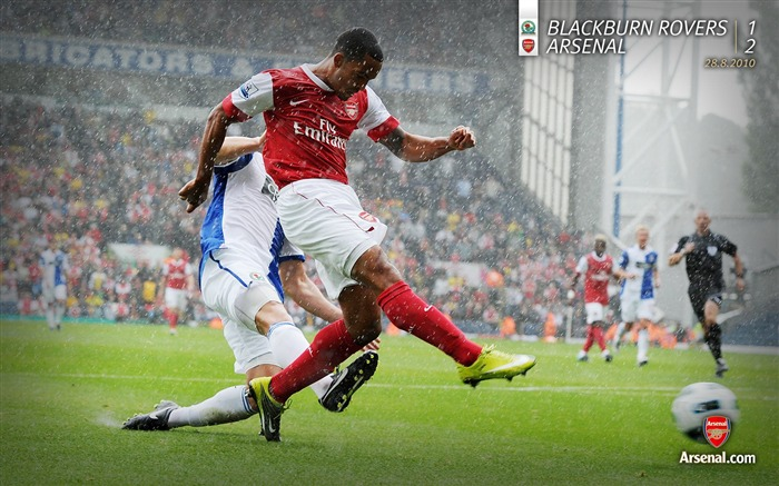 Blackburn Rovers 1-2 Arsenal Wallpaper Views:5304