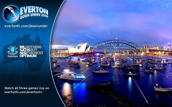 Blues Down Under-Sydney Wallpaper Views:7253