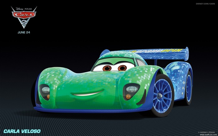 Cars2 HD Movie Wallpapers 02 Views:13770