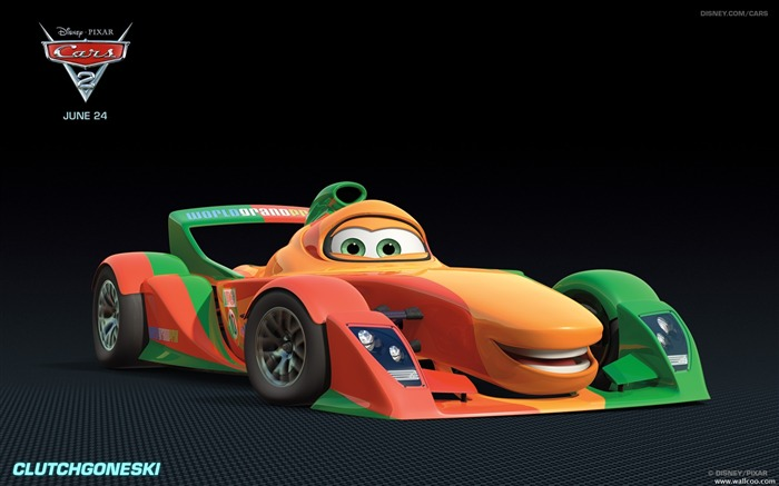 Cars2 HD Movie Wallpapers 04 Views:20705