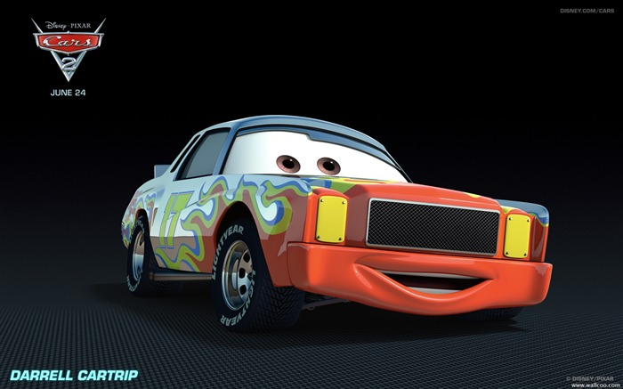 Cars2 HD Movie Wallpapers 05 Views:10151