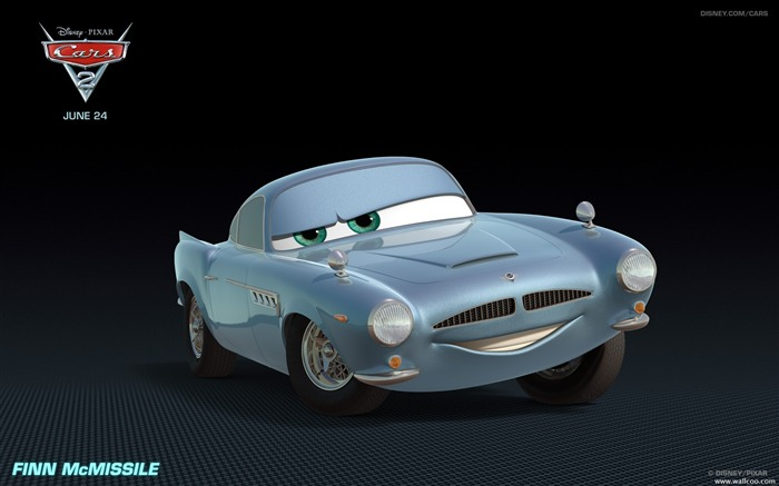 Cars2 HD Movie Wallpapers 08 Views:15894