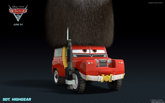 Cars2 HD Movie Wallpapers 13 Views:9503